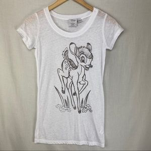 Disney Collection by Chelsea & Violet Bambi tee
